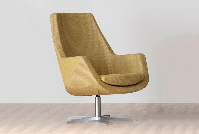 Overvældende interesse for SL 406 design stole