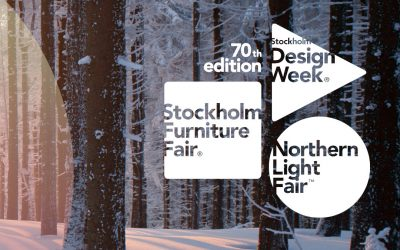 Innovativt møbeldesign på Stockholm Furniture Fair